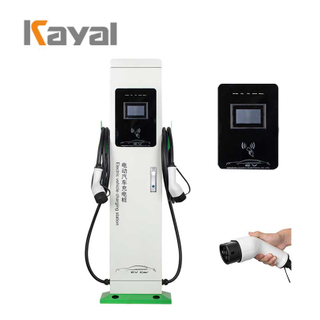 EV Charging Station - Double Plug AC 44KW