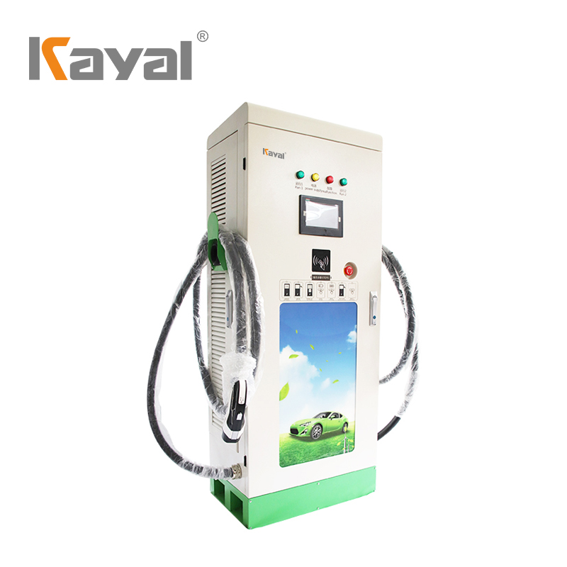 EV Charging Station - Double Plug DC 180KW